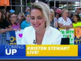 Caf� Society: Kristen in the morning show Good Morning America
