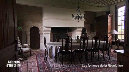 Secrets d'Histoire - Les femmes de la Révolution - La chambre de Charlotte Corday