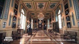 Secrets d'Histoire -La Grande Mademoiselle, une rebelle sous Louis XIV - La galerie de Guise