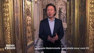 Secrets d'Histoire -La Grande Mademoiselle, une rebelle sous Louis XIV - Hôtel  de Lauzun