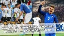 Euro 2016: France, Allemagne, Portugal... La fin des séries