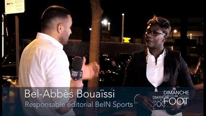 L'Entrevue de DDF du 10 juillet 2016 avec le responsable éditorial de Being Sports, Bel Abbès Bouaïssi