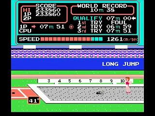 [Nintendo Game] Track & Field (2/2)