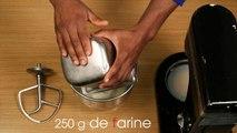 Recette en vidéo : Tarte au chocolat du restaurant l'Édito - L'Edito Saint-Quentin - Restaurant Saint-Quentin - RestoVisio.com