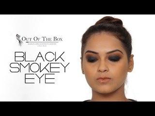 Classic Black Smokey Eye Tutorial | Eye Makeup Tips & Tricks