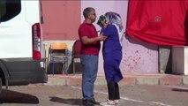 Şehit Özel Harekat Polisi Gündüz'ün Cenazesi Toprağa Verildi