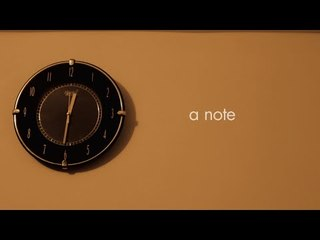 A Note - Short Horror Film