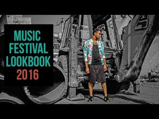 Music Festival Lookbook | What To Wear To A Music Festival 2016