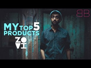 My Top 5 Products From Zovi