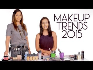 7 Beauty Trends You Need To Try For 2015!