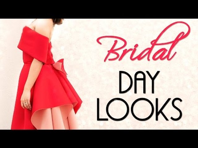 Bridal Day Looks   Essential Bridal Gowns