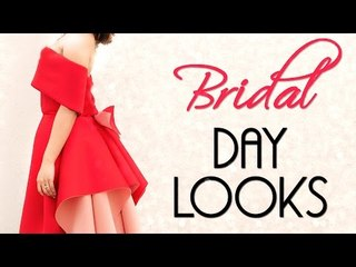 Bridal Day Looks | Essential Bridal Gowns
