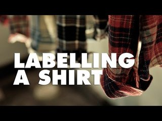 Labelling A Shirt
