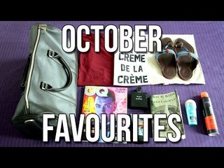 Current Favourites | October 2015