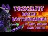 Evylyn - 6.1 level 100 Subtlety Rogue Rated Battlegrounds Ft Indy, Sensus & Toffee wow wod Rogue pvp