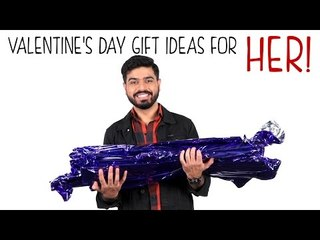 Valentine's Day Gift Ideas For HER!