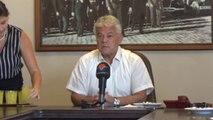"""Marmaris Belediye Başkanı Ali Acar: """"Marmaris Nüfusunun 7 Katı Misafiri Ağırladı"""""""