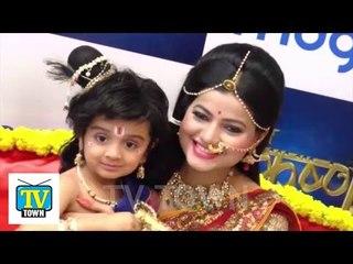 Bal Krishna - New Hindi TV Serial Launch On Location Shoot   Big Magic