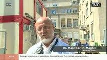 Un nouveau centre de traitement des brûlés à Edouard Herriot