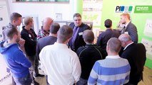 PROFIsafe Workshop, 09/29/2015 at Murrelektronik