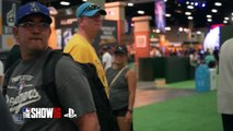 MLB The Show 16 - Blind Play Test at FanFest | PS4, PS3