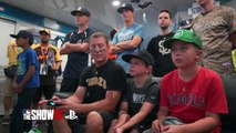 MLB The Show 16 - Head-to-Head Home Run Derby at FanFest | PS4, PS3