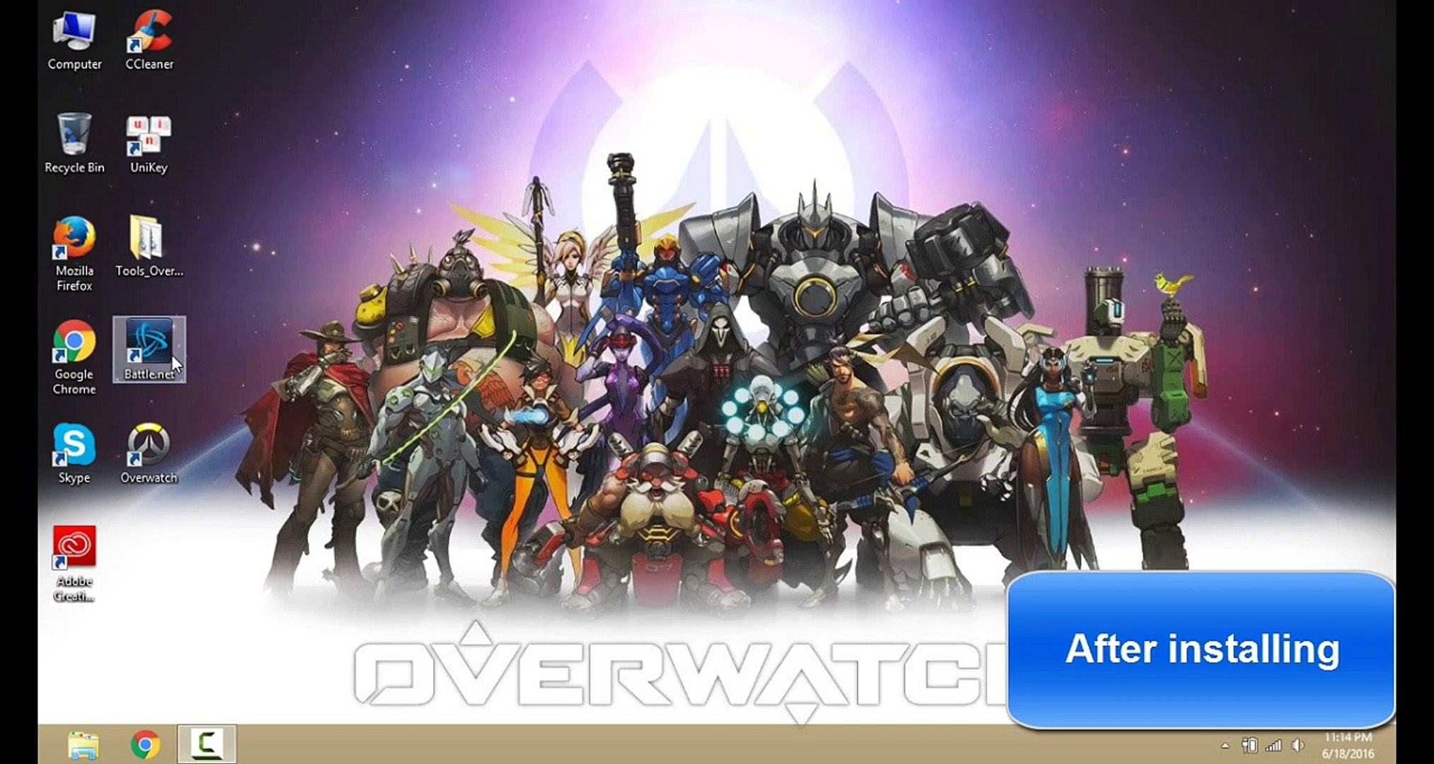 July 11 - How to Get Free Overwatch and Bypass license