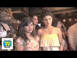 Mouni Roy's Handcrafted Bags Collection 'Electra' Launch