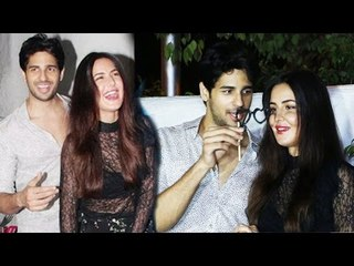 'Baar Baar Dekho' Wrap Up Party | Katrina Kaif, Karan Johar, Sidharth Malhotra | CinePakoda
