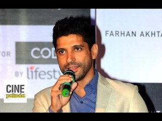 Farhan Akhtar - Unveils New Fashion Line CODE By Lifestyle | CinePakoda