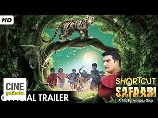 'Shortcut Safari' - Trailer Launch | Jimmy Shergill | CinePakoda