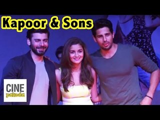 ' Kapoor & Sons' | Sidharth Alia Fawad at Mithibai College | Part 2 | CinePakoda