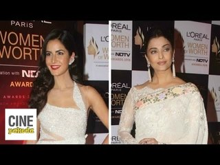 L'Oréal Paris Women of Worth Awards - Red Carpet | Aishwarya , Sonam , Katrina | CinePakoda