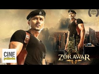 Yo Yo Honey Singh - Zorawar Trailer Launch | Full Speech 3 | CinePakoda