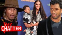 Ciara -- Baby Future Calls Russell Wilson 'Papa'?!!