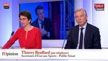 Julien Dray : « Emmanuel Macron sait qu'en politique il n'y a pas de démarche individuelle »