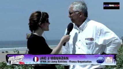 ITV - Jac J Mouazan - IFWA World Tour JET JUMP EXTREME 2nd Stop - LACANAU 2016