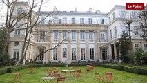 Les plus beaux hôtels particuliers de Paris : l'hôtel de Galliffet