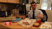 Subway ou McDonald's : Qui est le plus calorique ? Regardez