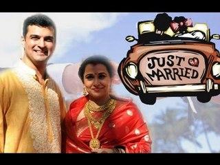 Exclusive - Vidya Balan WEDDING CEREMONY