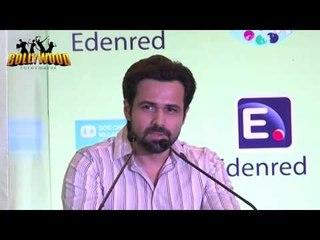 Emraan Hashmi Launches New Edenreds Vouchers