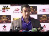 SALMAN  loves to get AWARDS