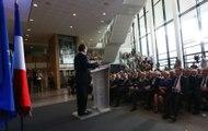 Discours lors de l'inauguration du Palais de Justice de Bourg-en-Bresse