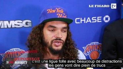 Noah : «Porter le maillot des Knicks représente tout pour moi»