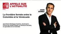 Frontière toujours fermée entre la Colombie et le Vénézuela