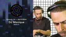 DJ MONIQUE — Overdrive Infinity