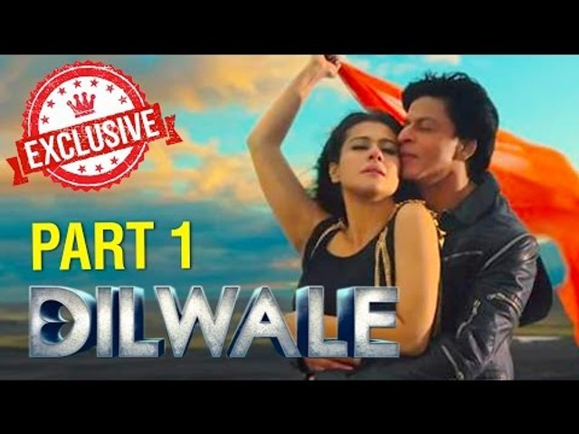 Dilwale Full Movie 2015 ᴴᴰ - Shahrukh Khan, Kajol | Exclusive Interview | Part 1