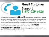 Fix out the block up issues with Gmail by Gmail Customer Support Number @1-877-729-6626