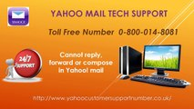 Yahoo Mail Tech Support Number 0-800-014-8081