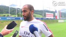 PSG : Lucas évoque le cas Marquinhos